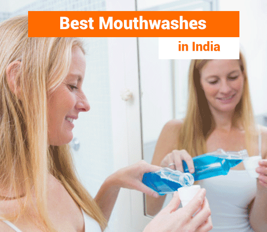 best mouthwashes in india