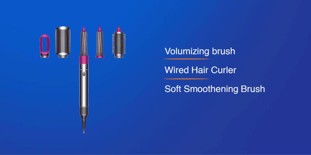 Dyson Electric Hair Curler