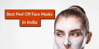 best peel off face masks