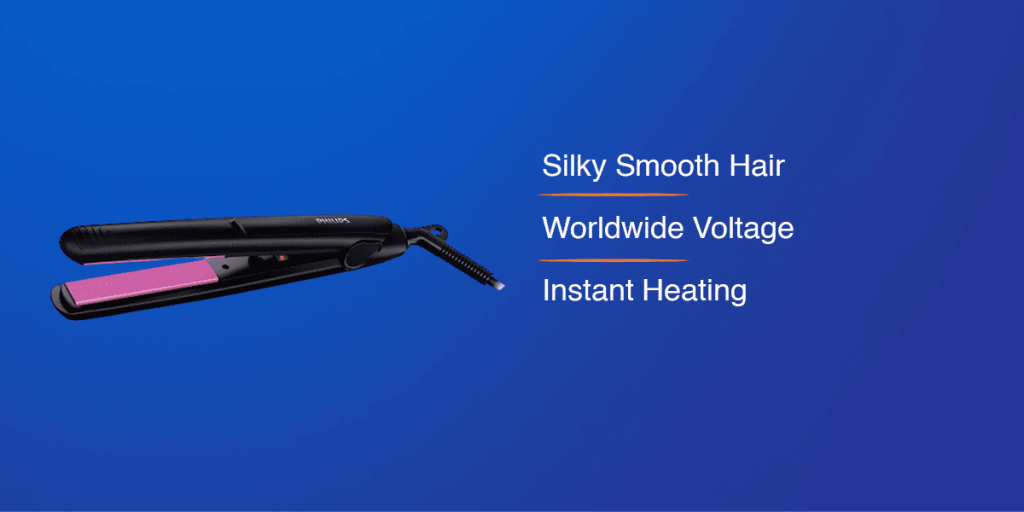 Philips Selfie Hair Straightener