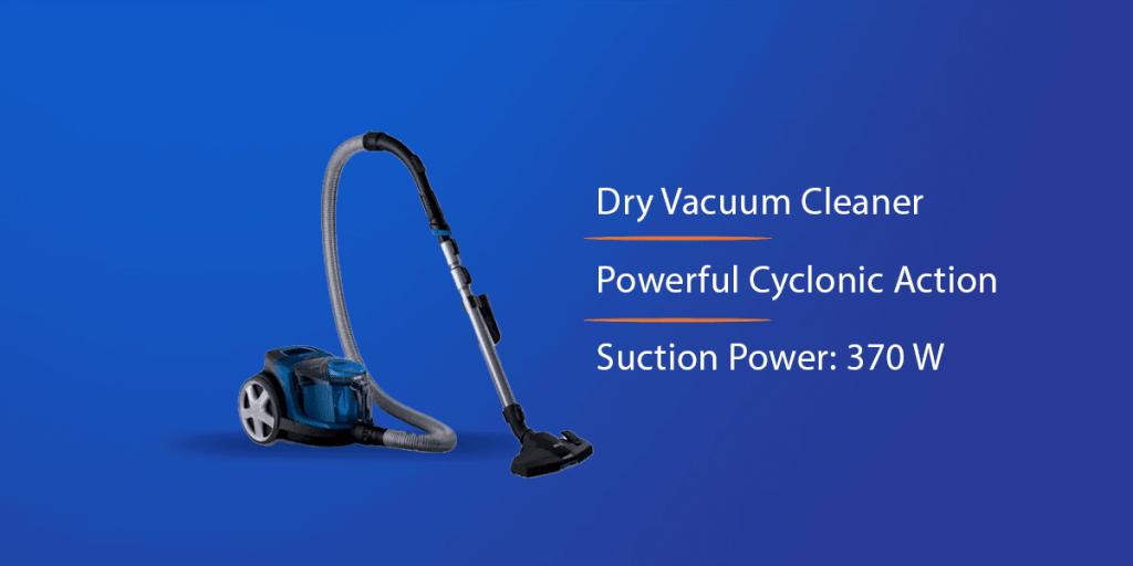 Philips Bag-Less Dry Vacuum Cleaner