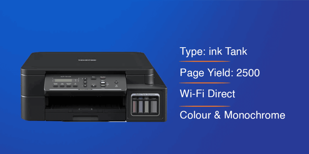 Brother Multi-function WiFi Color Printer