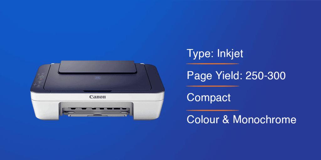 Canon Pixma MG2577s All-in-One Inkjet Colour Printer