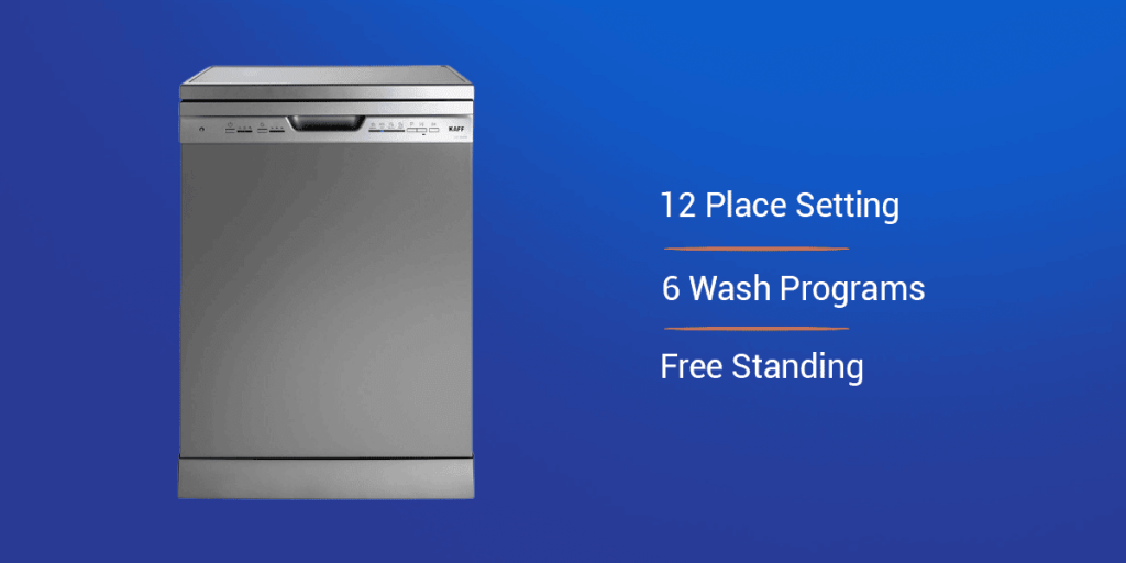 Faber Dishwasher for Indian Cooking
