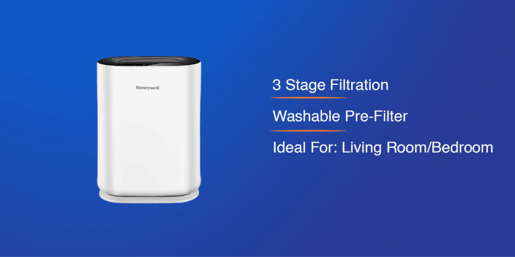 Honeywell Air Purifier for Room