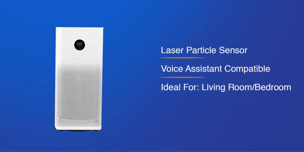 MI Portable Room Air Purifier