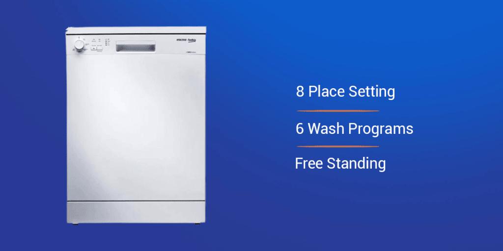 Voltas Beko Countertop Dishwasher