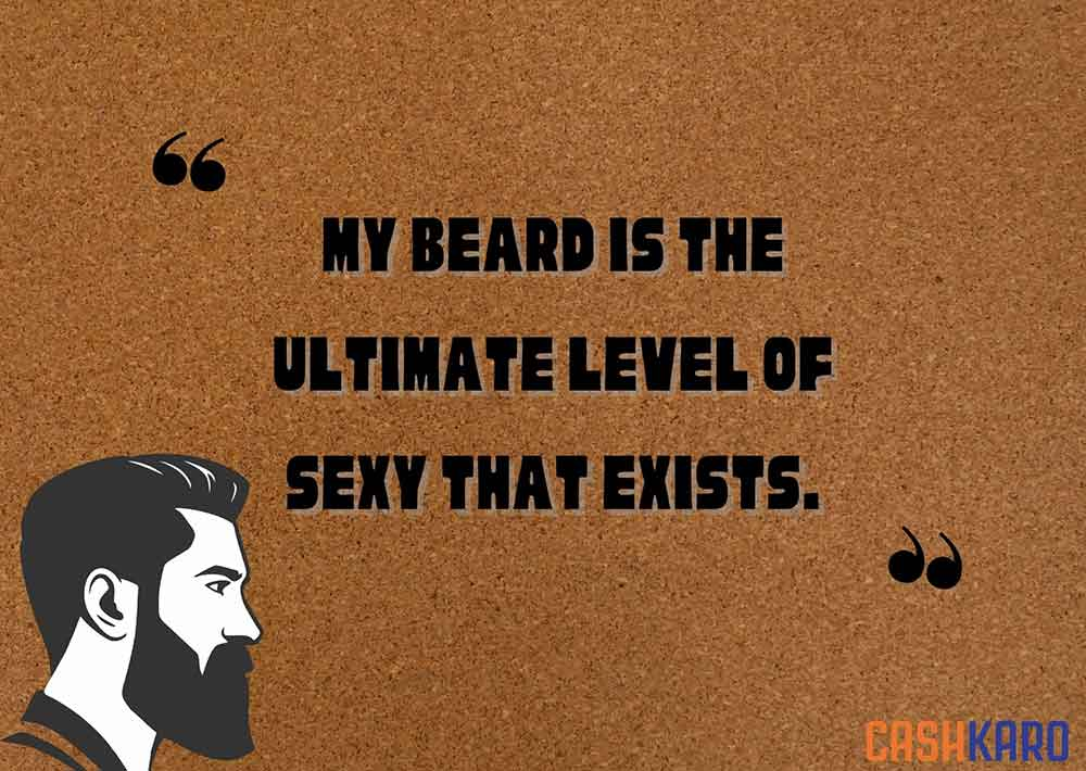 best beard quotes online