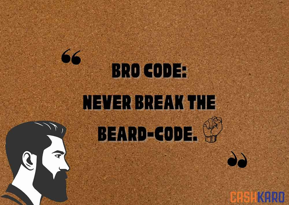 beard captions