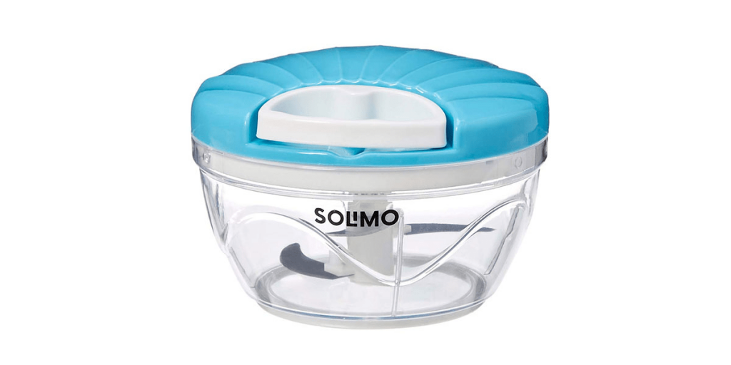 Amazon Solimo Vegetable Chopper