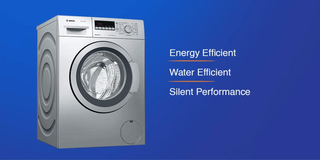 Bosch 7 kg Front Loading Washing Machine