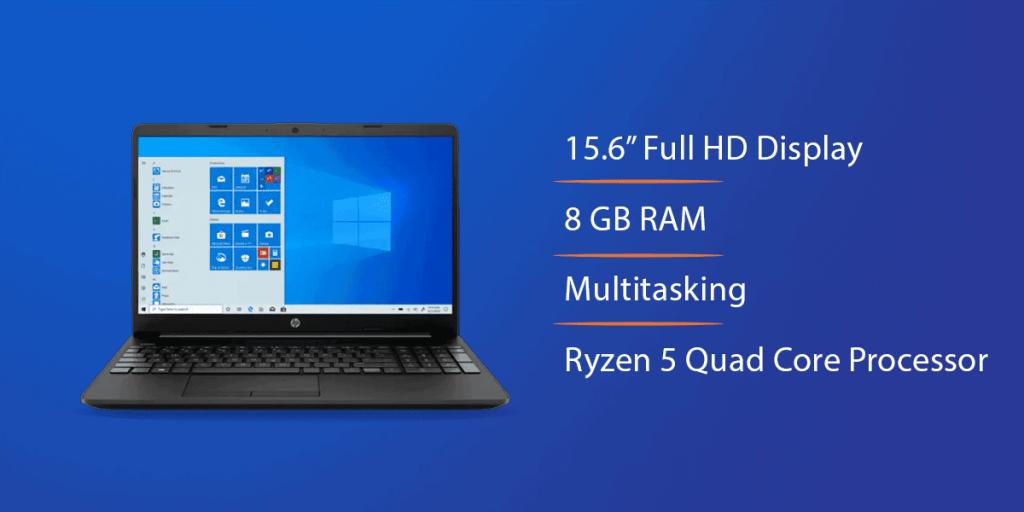 HP Laptop 3450U