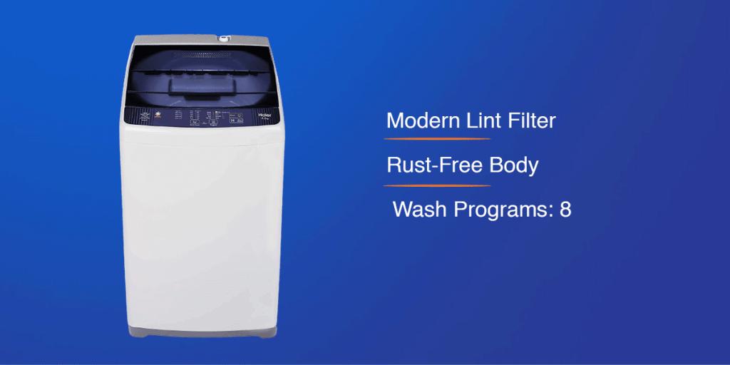 Haier 6.2 kg Top Loading Washing Machine