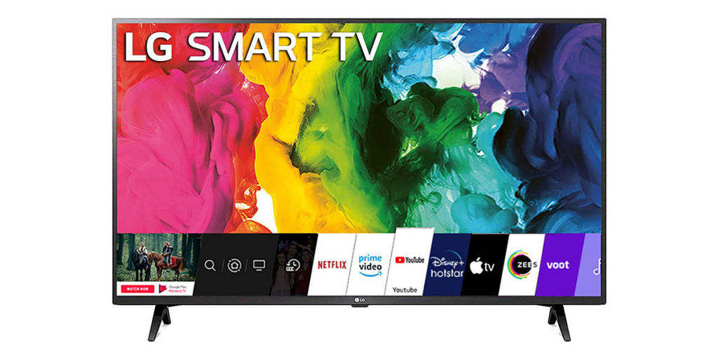 LG 108 cm (43 inches) Full HD LED Smart TV