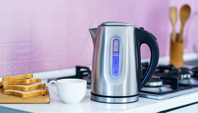 best electric water heating kettle