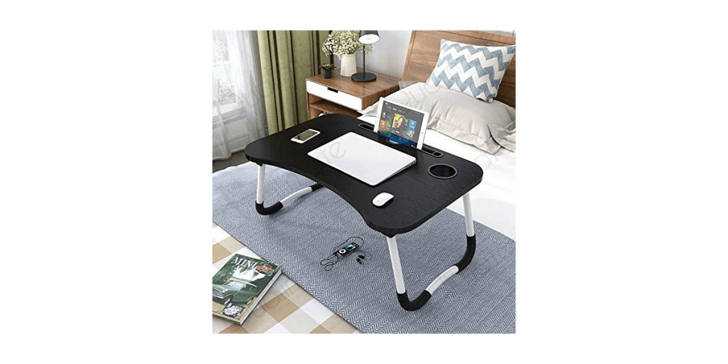 Qualimate Laptop Table