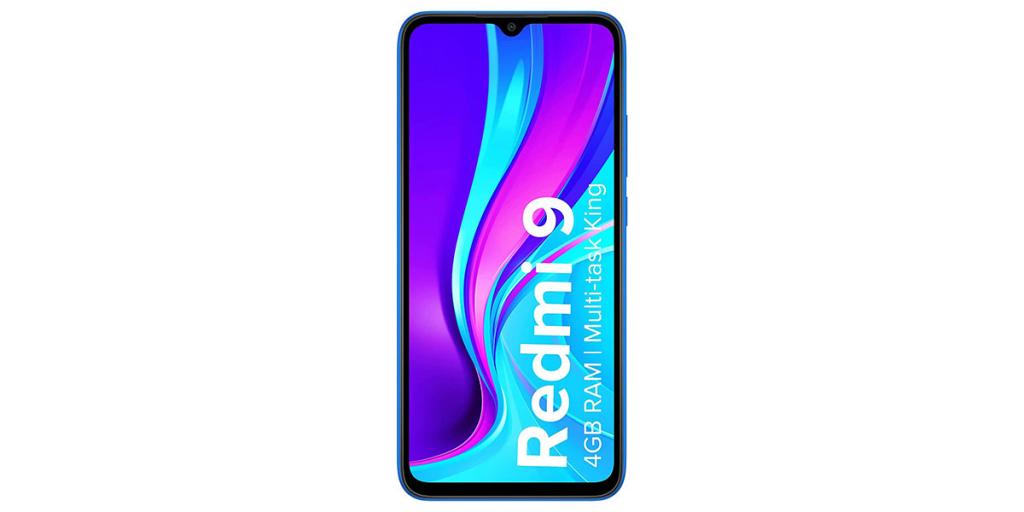 Redmi 9 (4GB RAM, 64GB Storage)