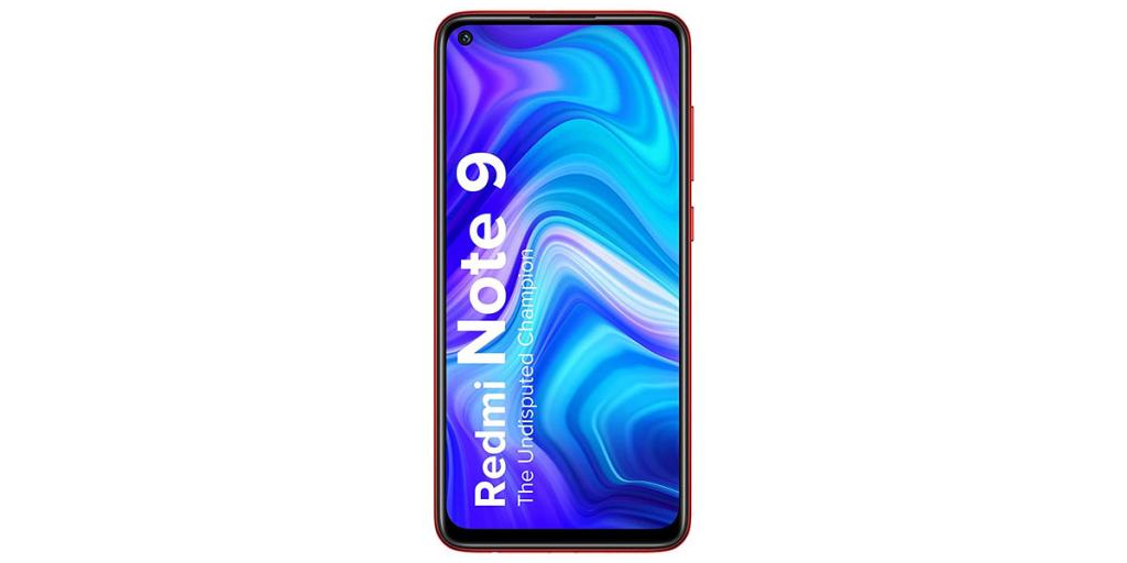 Redmi Note 9 (4GB RAM, 64GB Storage)