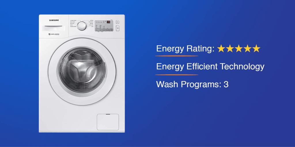 Samsung 6.0 kg Inverter Front Loading Washing Machine