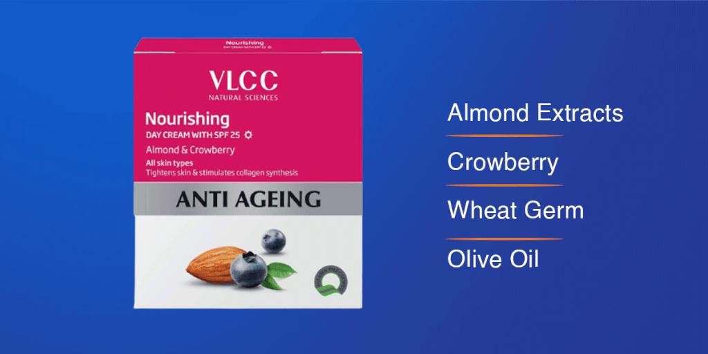 VLCC Anti Agening Cream