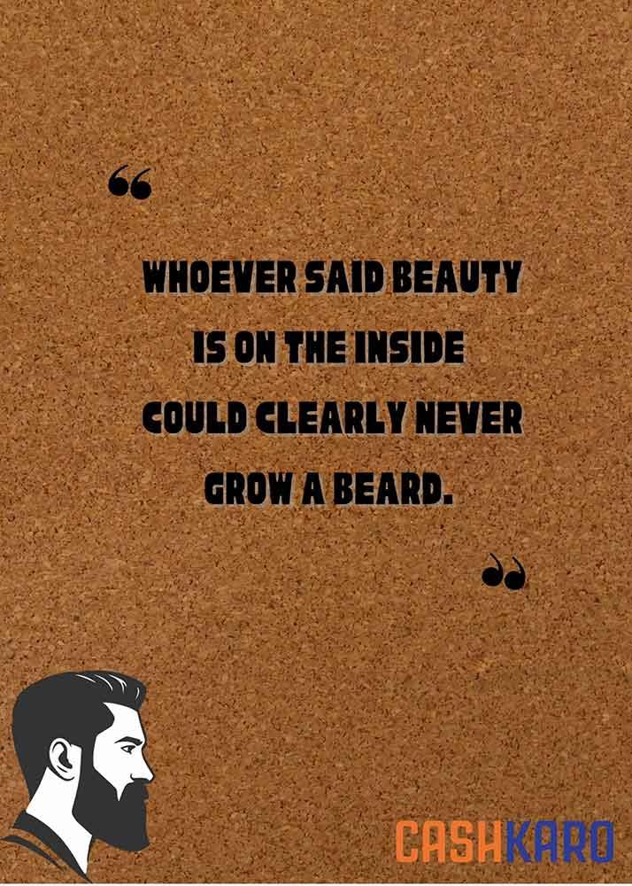 moustache quotes