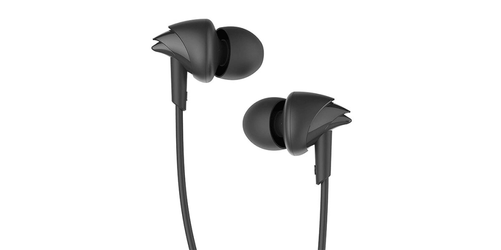 boAt Bassheads 100 In-Ear Wired Earphones with Mic