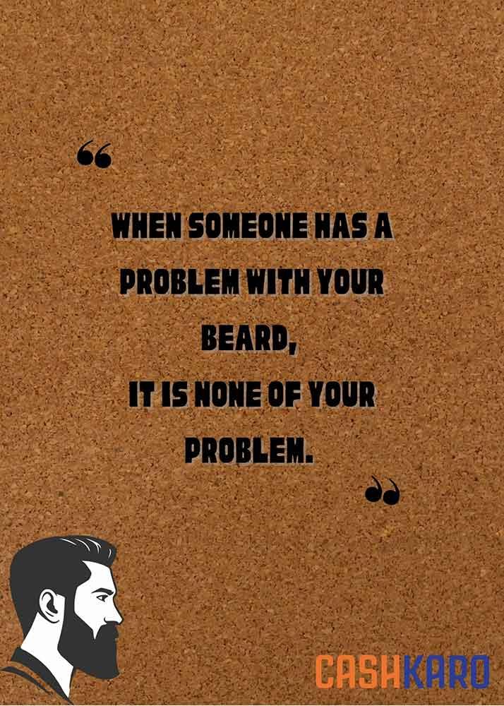 best beard lines