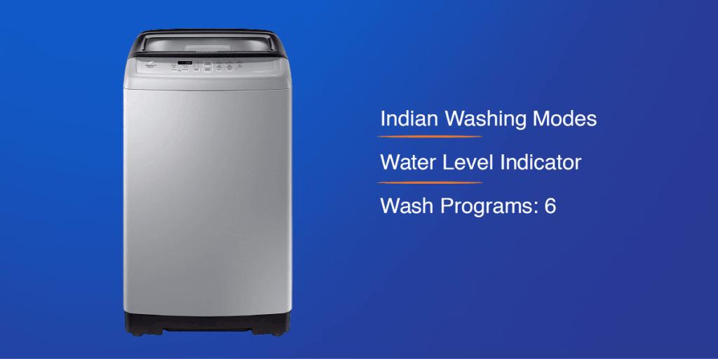 Samsung 6.5 kg Top Loading Washing Machine