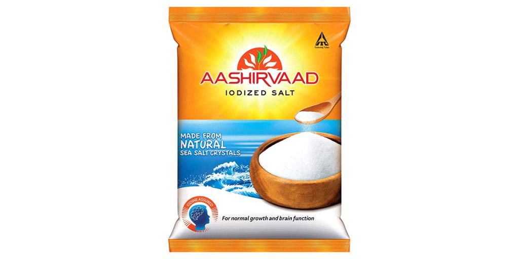Aashirvaad Salt, 1 kg
