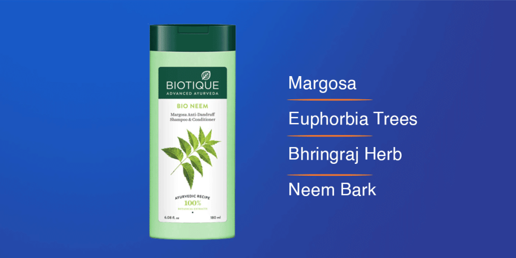 Biotique Anti Dandruff Shampoo