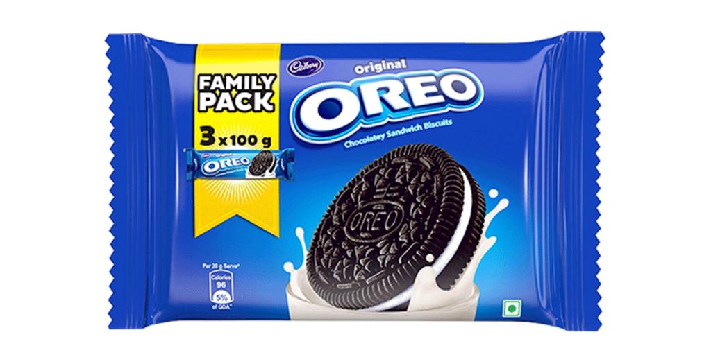 Cadbury Oreo Choco Crème Biscuit