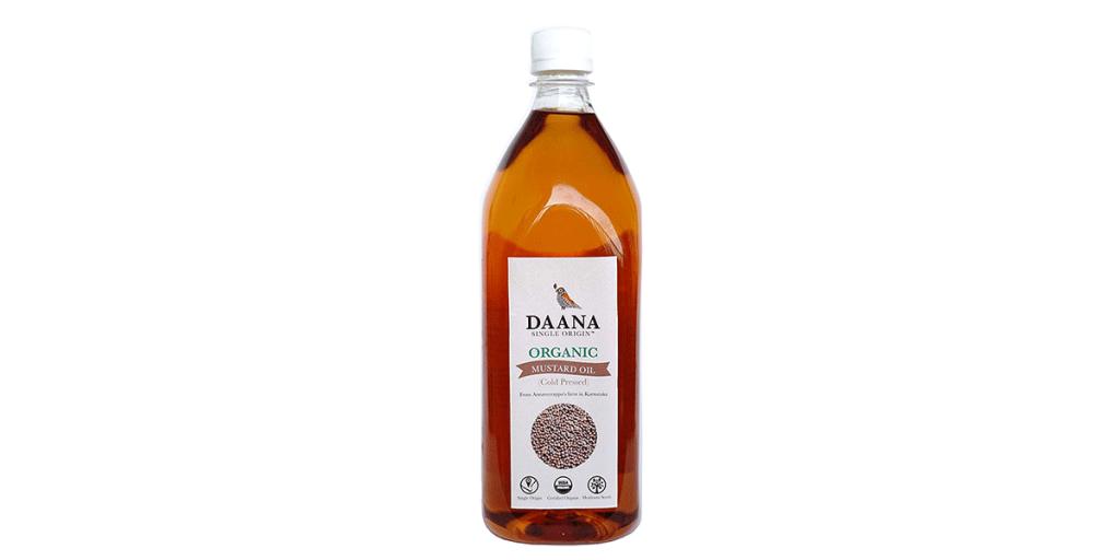 Best Mustard Oil