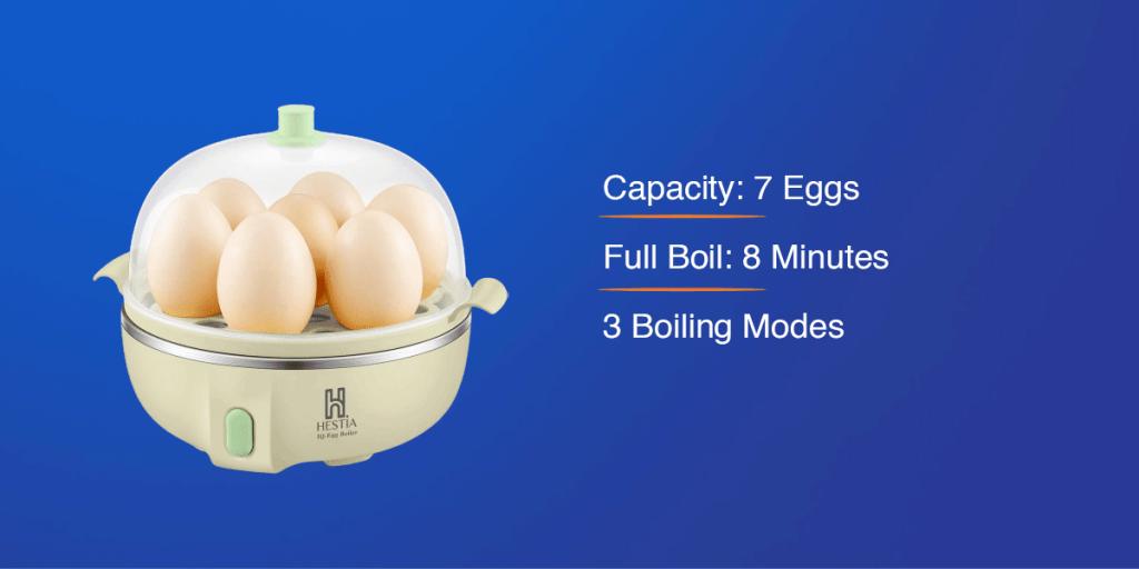 Hestia Egg Boiler