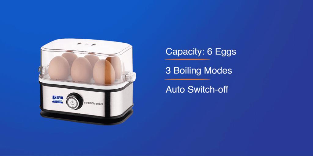 Kent Super Egg Boiler