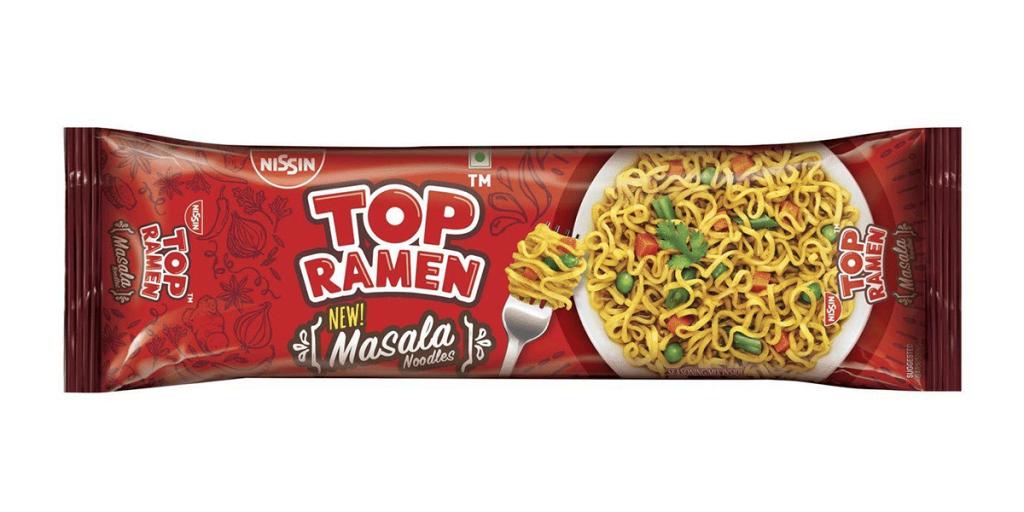 Nissin Top Ramen Noodles