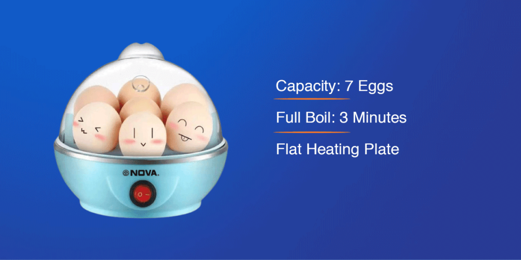Nova Electric Egg Boiler