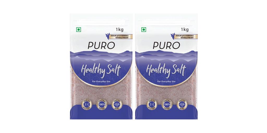Puro Healthy Salt, 2 kg