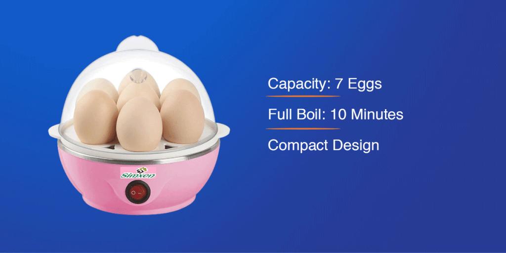 Simxen Egg Boiler