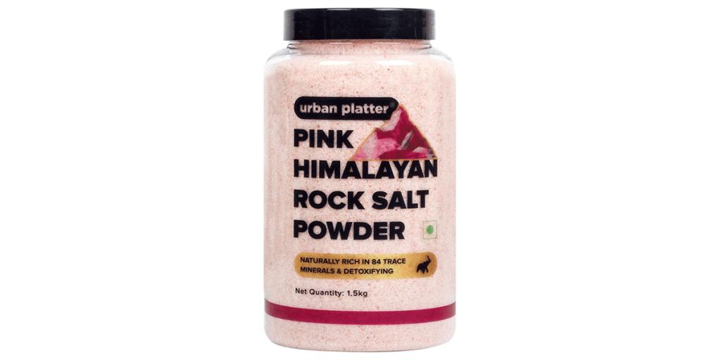 Urban Platter Pink Himalayan Salt, 1.5 kg
