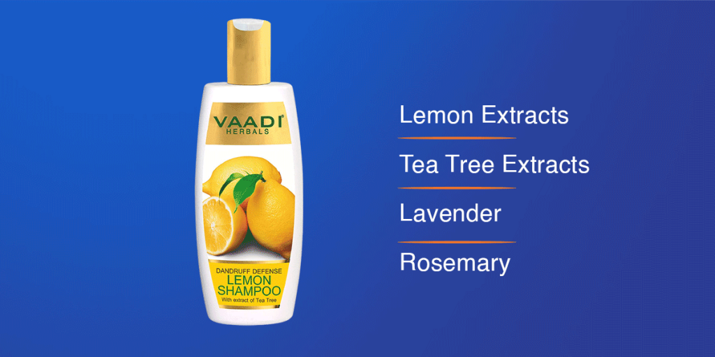 Vaadi Herbals Anti Dandruff Shampoo