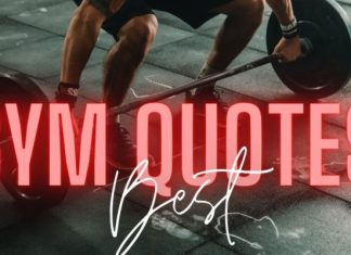Best Gym Quotes