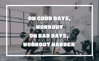 best gym quotes online