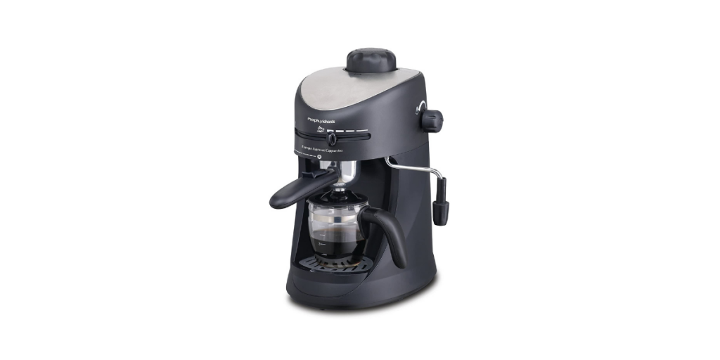 Morphy Richards New Europa Espresso and Cappuccino Maker