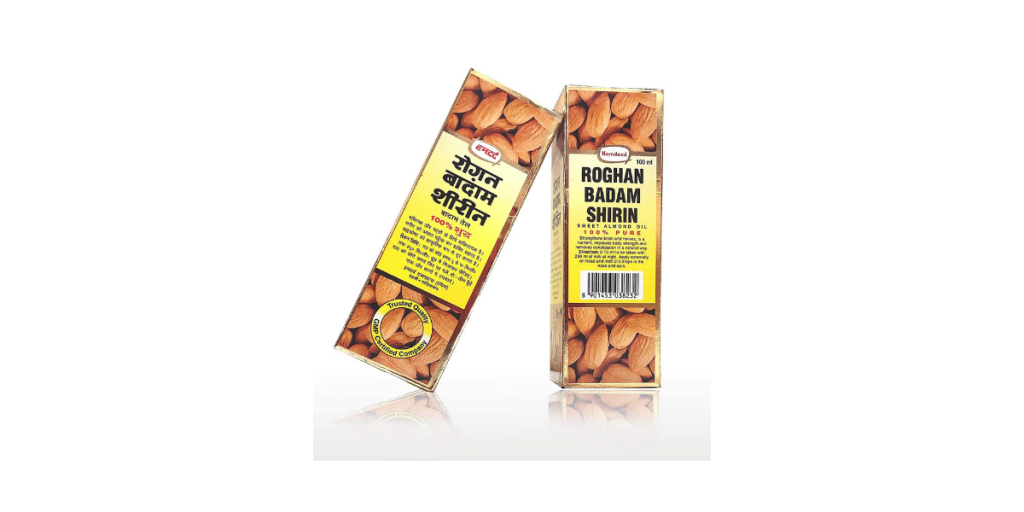 Rogan Badam Shirin Almond Oil