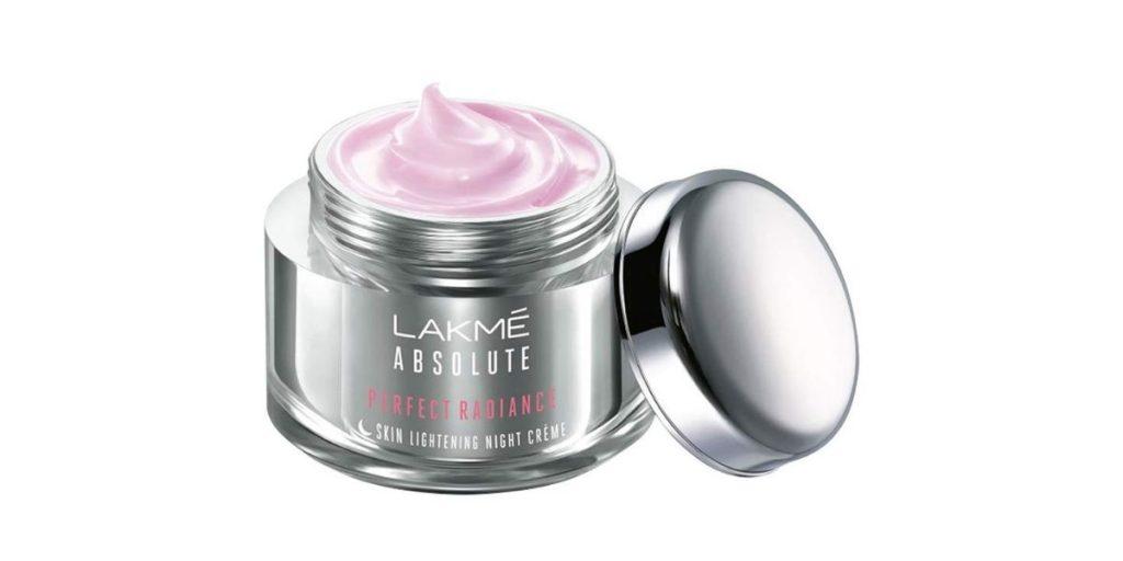 Lakmé Absolute Perfect Radiance Night Cream