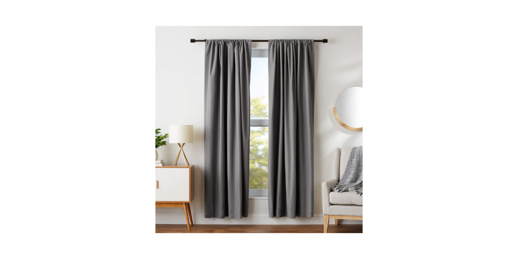 AmazonBasics Best Curtains