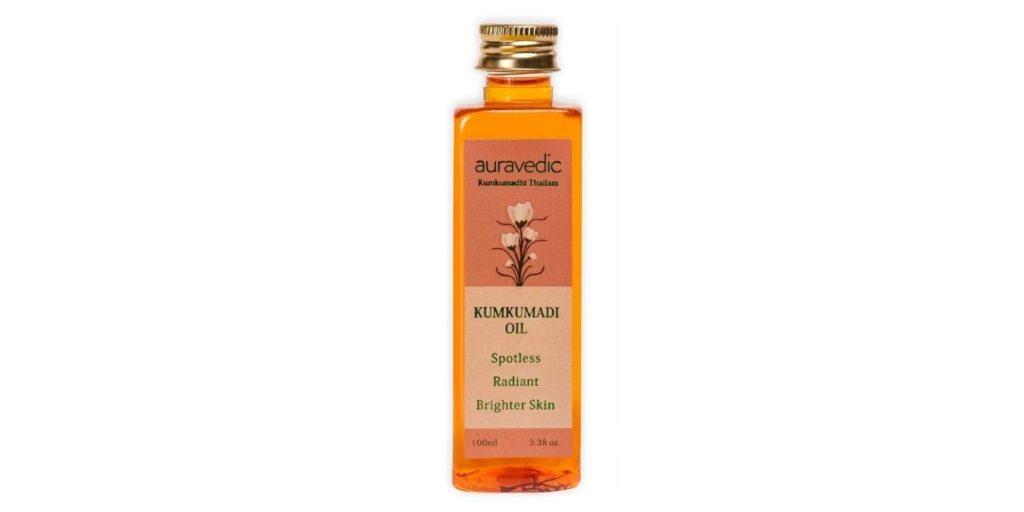Auravedic Kumkumadi Oil