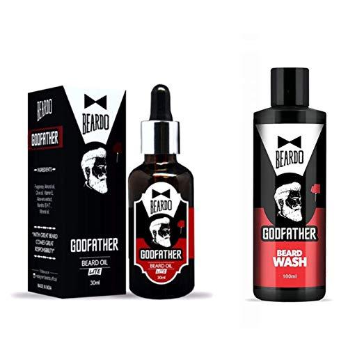 Godfather Beard Wash