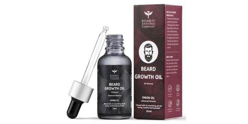 Bombay Shaving Company Beard Oil