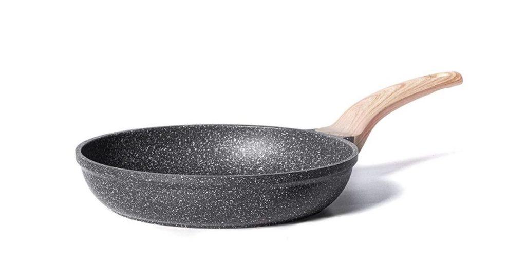 Carote Stone-Derived Frying Pan